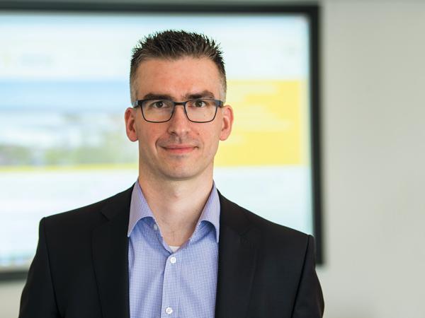 Sebastian Beier fördert die Digitalisierung.