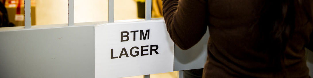 Zertifizierte Betäubungsmittellager (BTM)
