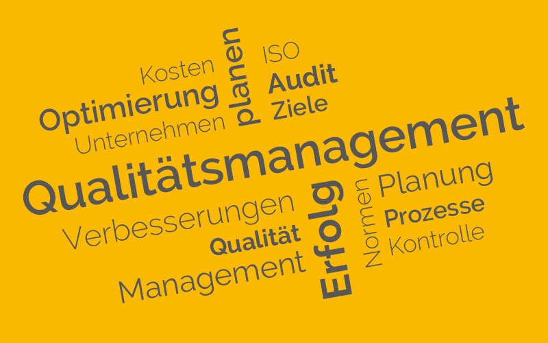 Qualitätsmanagement