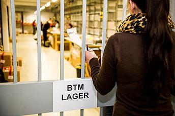 Zertifiziertes Betäubungsmittellager (BTM)