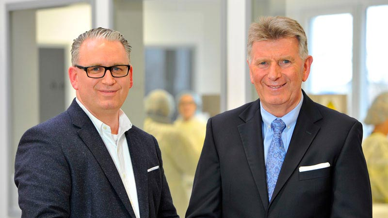 Lars und Karl-Heinz Dörhage